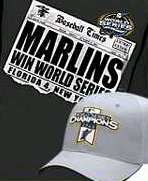 and they get a nice T-shirt and a great World Champs baseball cap, too.